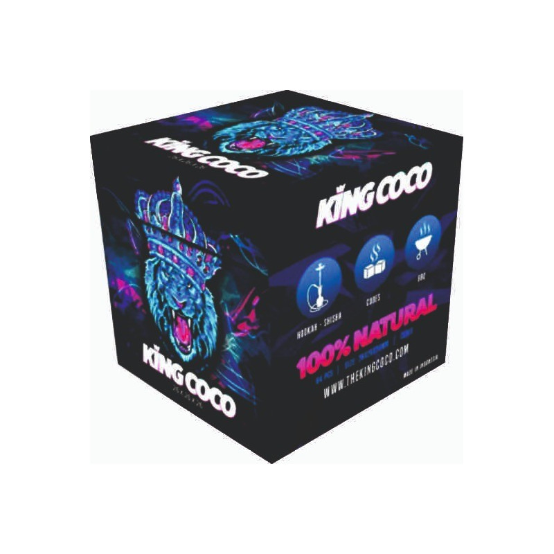 CHARBON KING COCO 1KG