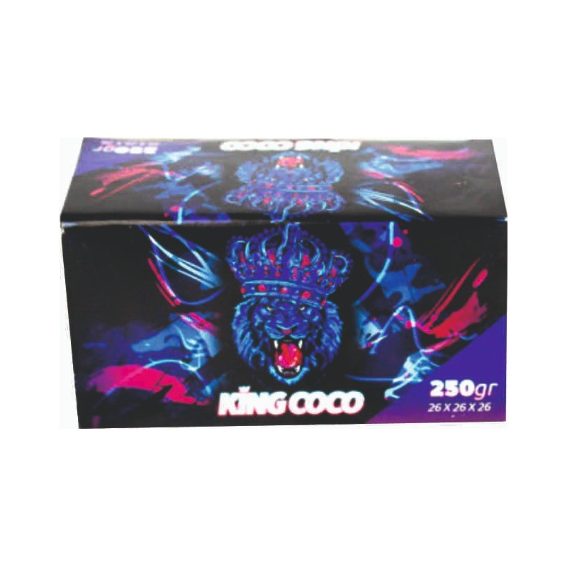 CHARBON KINGCOCO 250GR